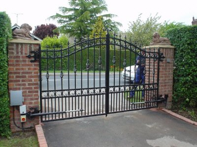 Automatic Gate Doors