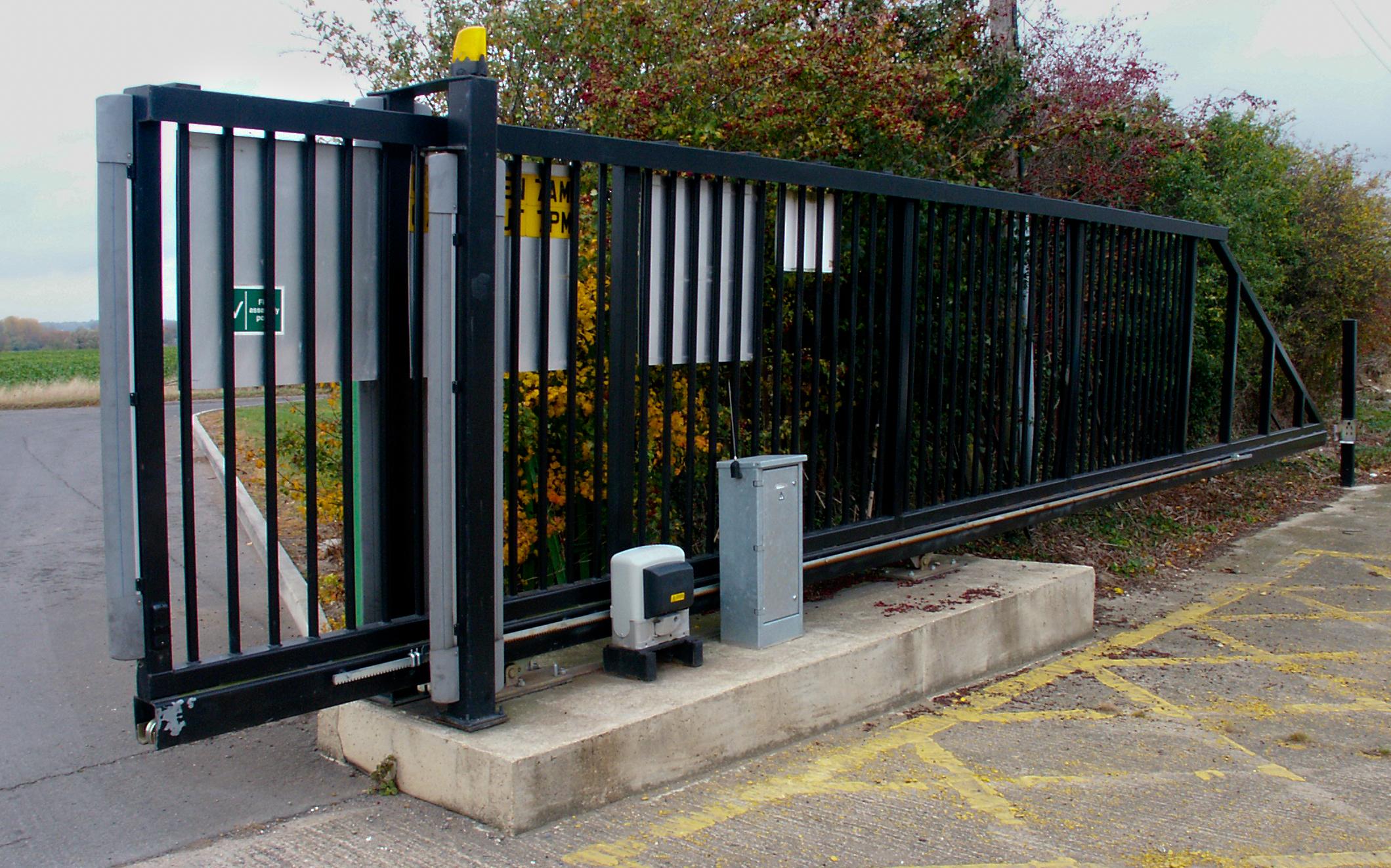 automatic electric gate dubai