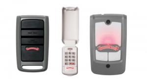 Garage Door Opener Remotes & Keypads