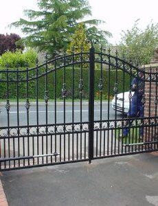 automatic gate repair dubai